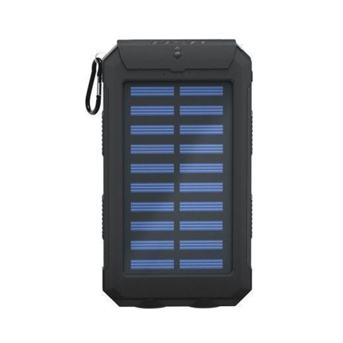 49216  Bateria Externa Power Bank  8000, + Solar  Goobay          =