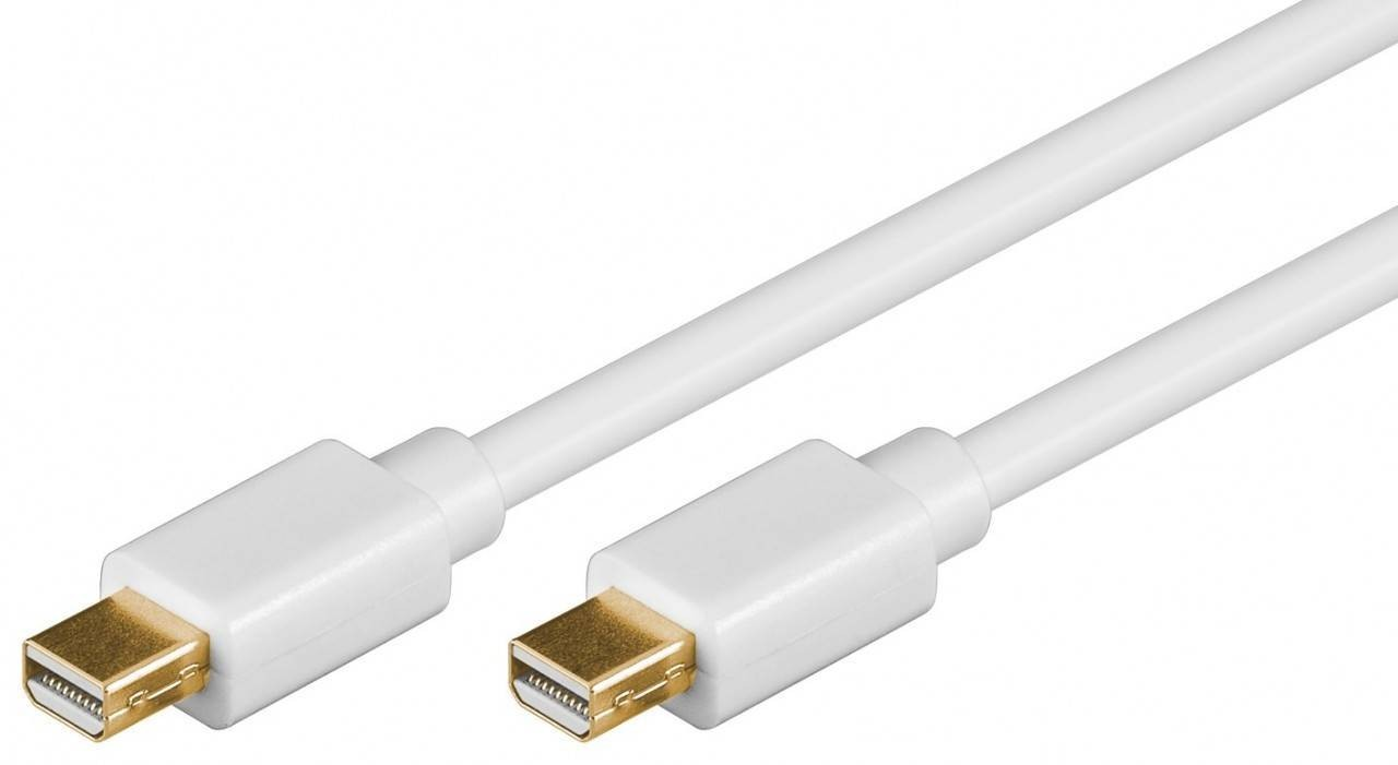 52850  Cable Mini DisplayPort/ Mini Displayport  1m 1.2 Blanco