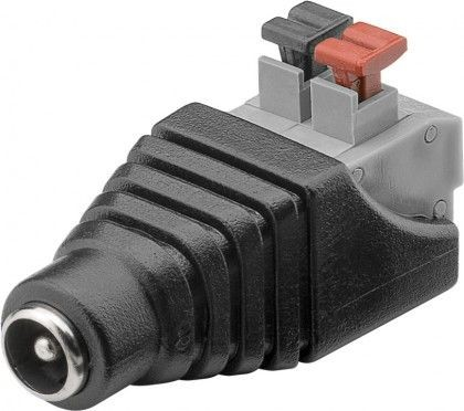 76749  Terminal Block 2-pin> DC Hembra (5,50 x 2,10 mm)