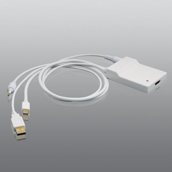 PUR-DA150  Adapt. Mini DisplayPort+Toslink(Audio) a HDMI 1080