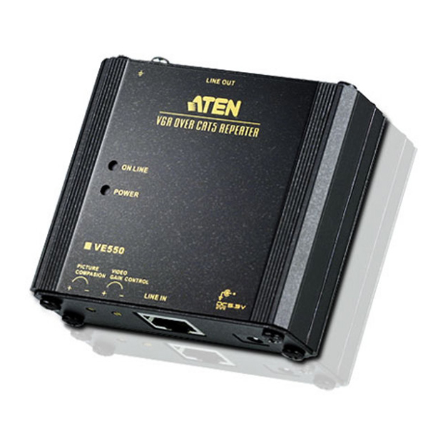 VE550  Aten VE550 - Repetidor VGA **