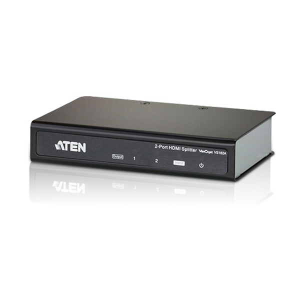 VS184B-AT-G  Splitter HDMI  4 puertos 4K Ultra HD 60Hz  ATEN